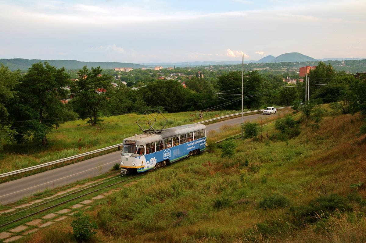 Пятигорской трамвай