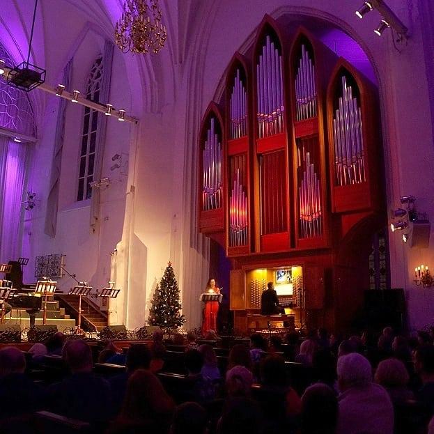 кафедральный собор калининград орган
