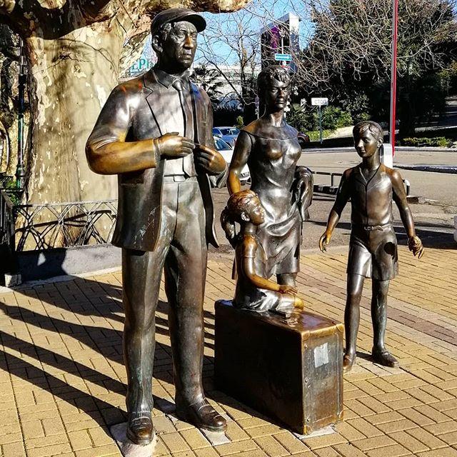 Памятник Горбунковым