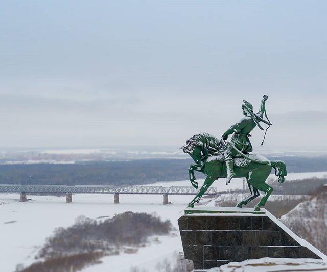 Памятник Салават Юлаев