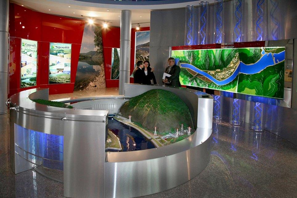 Музей СШГЭС